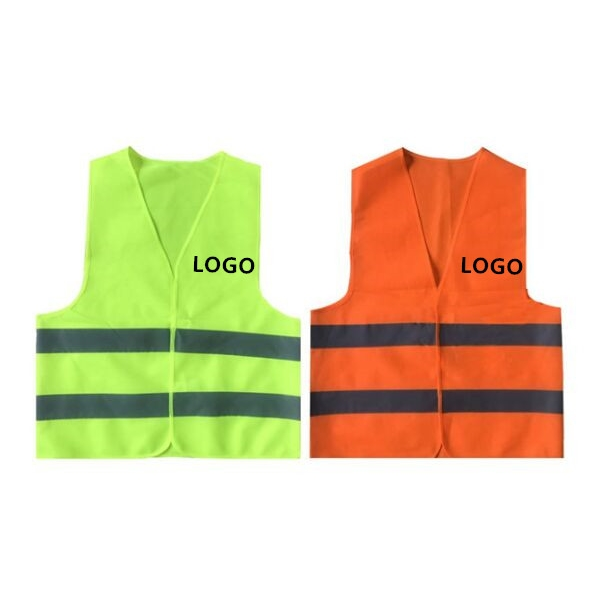 High Safety Security Visibility Reflective Vest