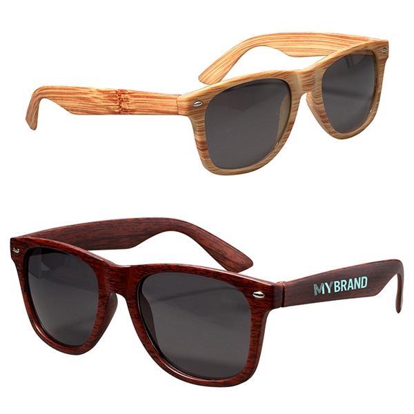 Woodtone / Woodgrain Sunglasses