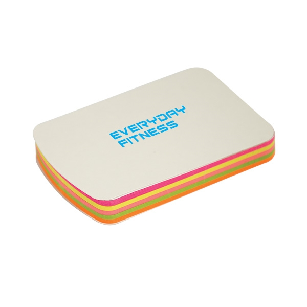 STRAIGHT-A 100 MINI STICKY NOTES BOOKLET