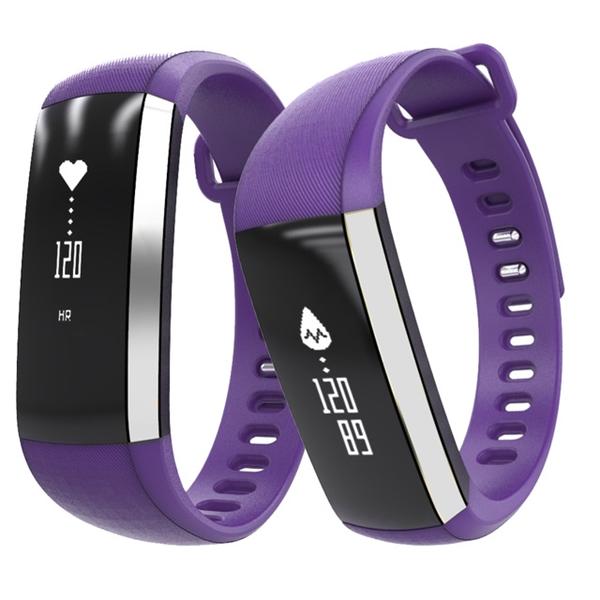 Fitness Tracker Watch/Bluetoot Heart Rate Monitor Bracelet
