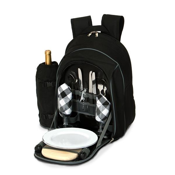 Endeavor 2 Person Picnic Backpack Set