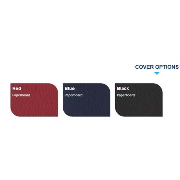 Value Book - Note Pad w/ Pen Port & Cougar Pen