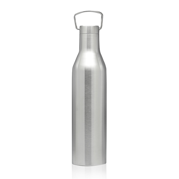 25 oz. Wine Shaped Water Bottle