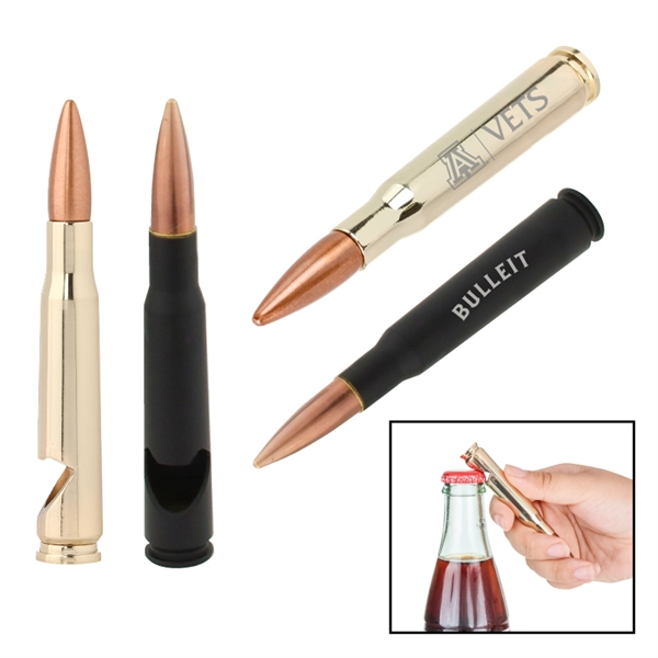 30 Caliber Bullet Bottle Opener