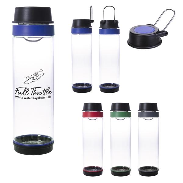 25 Oz. Tritan Jackson Bottle