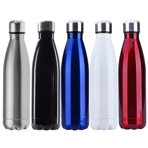 17 Oz Stainless Steel Bottle