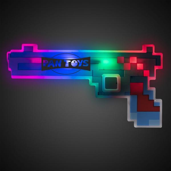 LED Pixel Gun