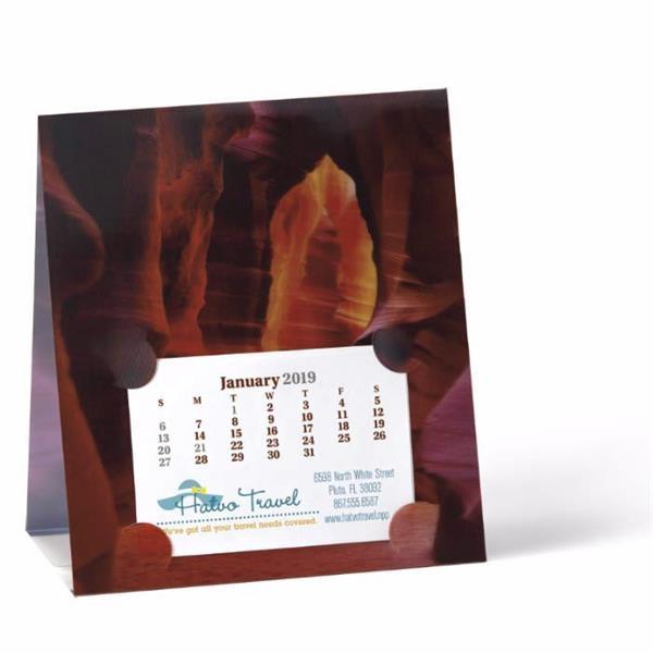 Nuvo™ Lenticular - Scenic- Calendar