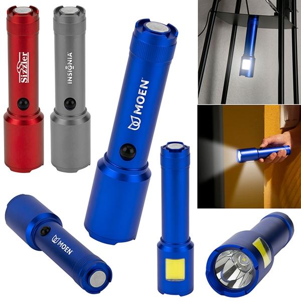 Ultra Bright Dual Flashlight