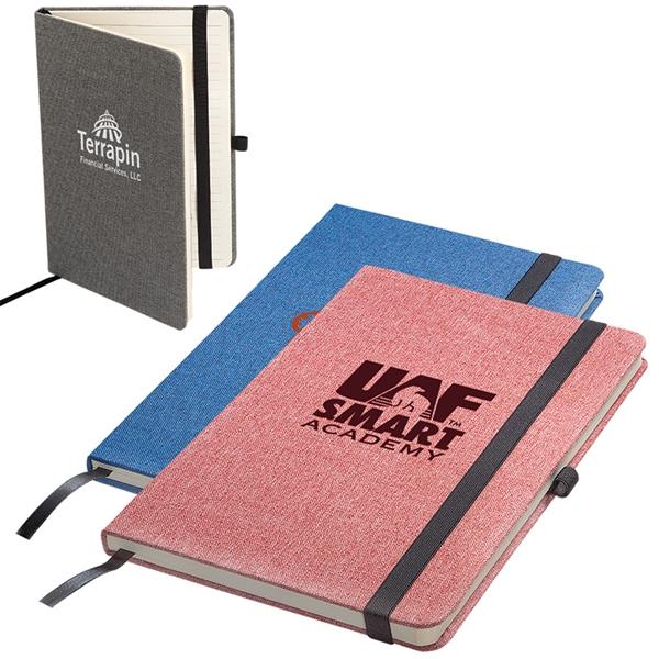 Strand™ Snow Canvas Bound Journal
