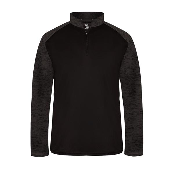 Badger Sport Tonal Blend Fleece Hood