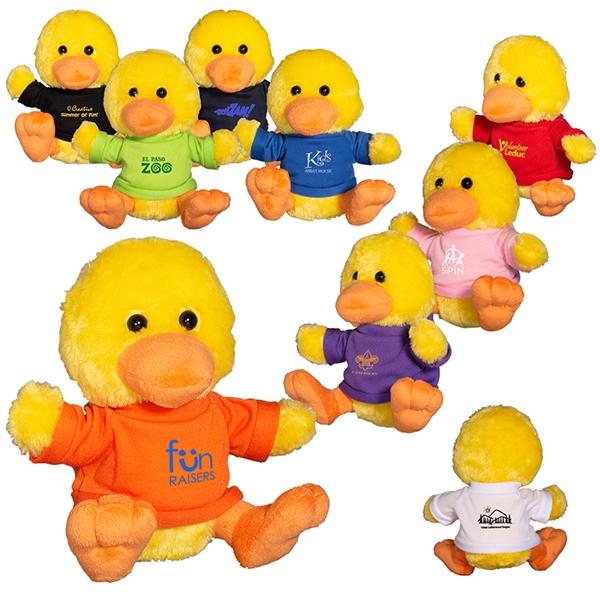 "7"" Plush Duck"