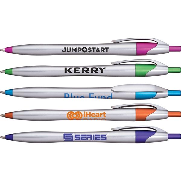 Javalina Chrome Bright Pen