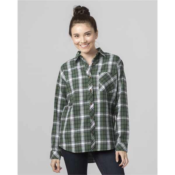 Boxercraft Women's Flannel Shirt