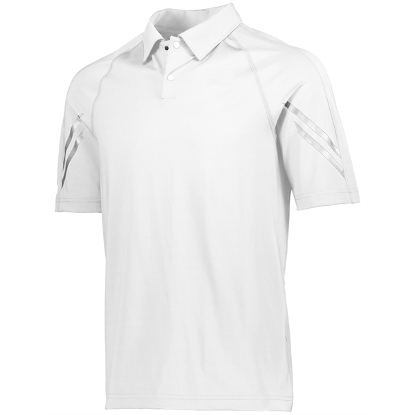 Holloway Unisex Dry-Excel™ Spandex Knit Flux Polo T-Shirt