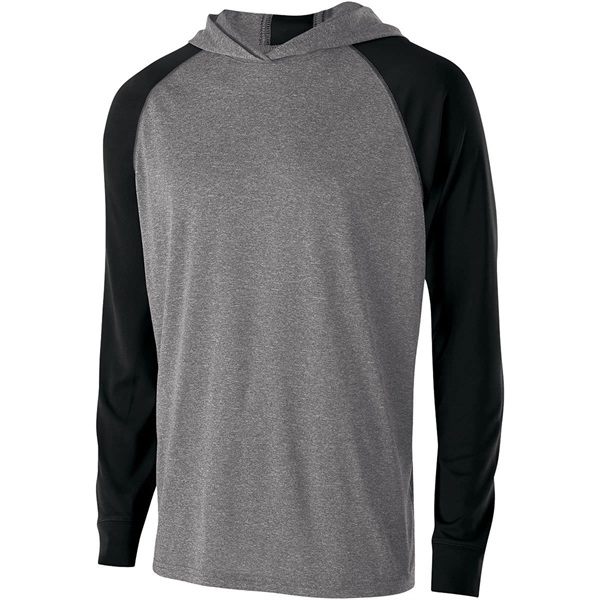 Holloway Unisex Dry-Excel™ Echo Hooded T-Shirt