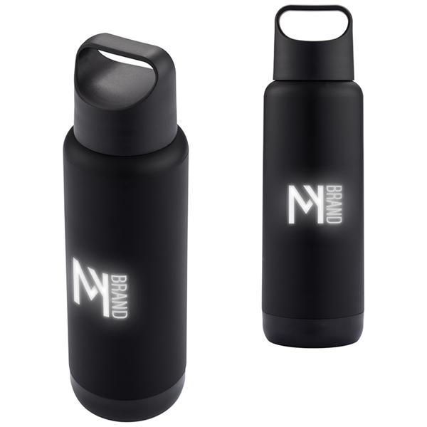 Light-Up-Your-Logo 16 oz. Bottle