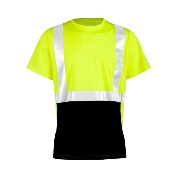 Kishigo Black Bottom Class 2 T-Shirt