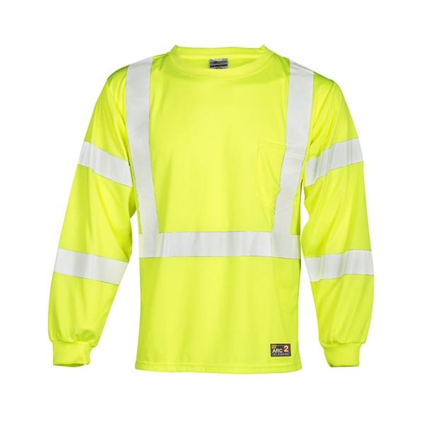 Kishigo FR Long Sleeve T-Shirt - TALL