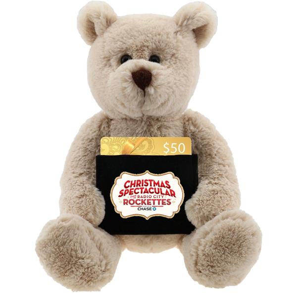 Pocket Bears in Beige, Fuzzy Stock Bears