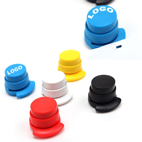 Color Staple Free Staple / Plastic Paper Stapler