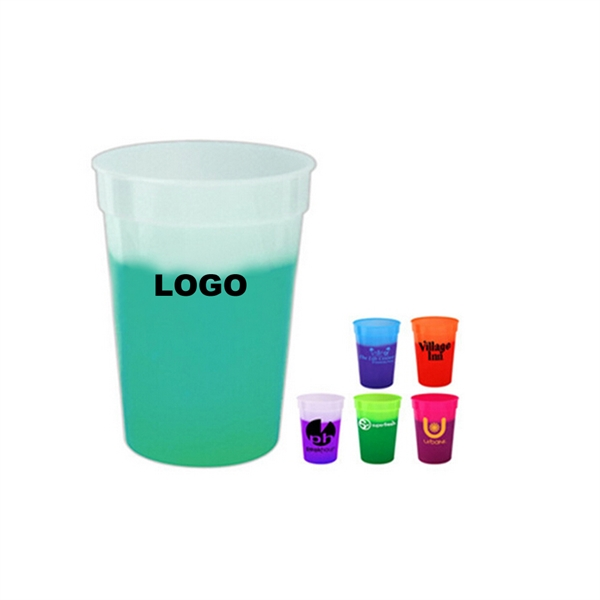 Color Changing Mood Cup