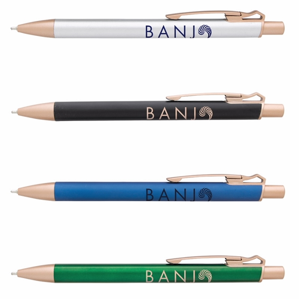 Sandy Metal Pen