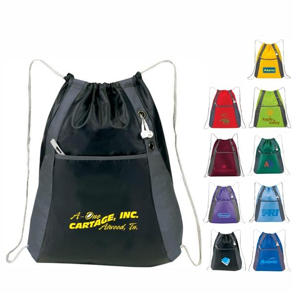 Drawstring Sports Pack, Drawstring Backpack, Drawstring Bag