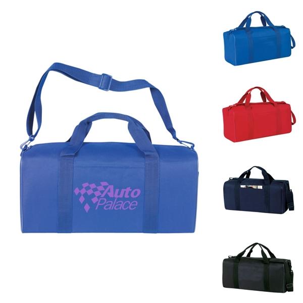 Economy Square Duffel, Duffel Bag, Travel Bag, Gym Bag