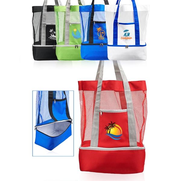 FisherHaven Mesh Cooler Tote Bags