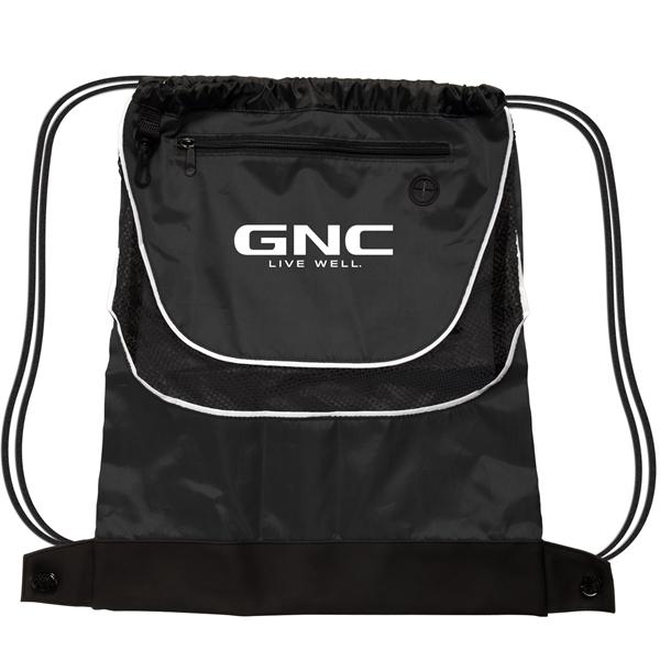 Tournament Drawstring Backpack