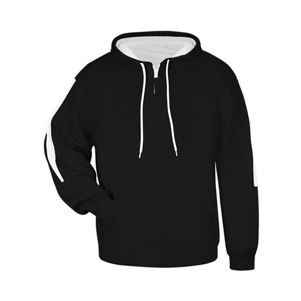 Badger Sideline Fleece Hooded Sweatshirt