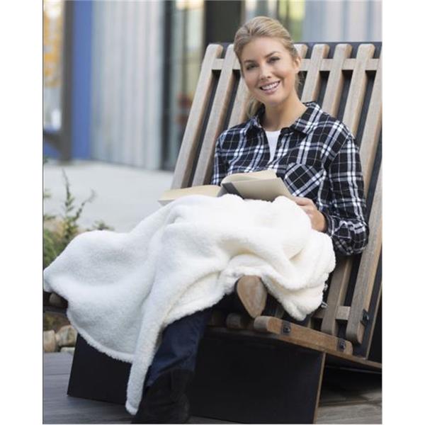 Boxercraft Sherpa Blanket