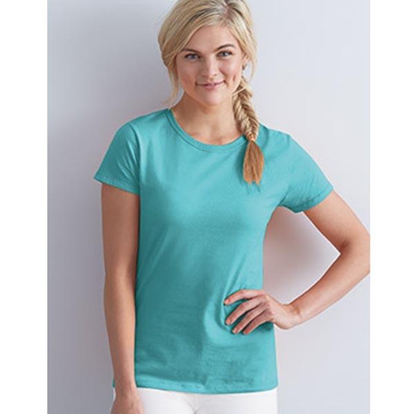 Fruit Of The Loom SofSpun® Ladies' Junior Fit T-Shirt