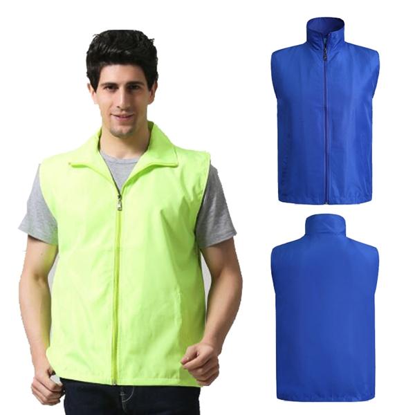 Adult Waterproof  Advertising Safety Vest