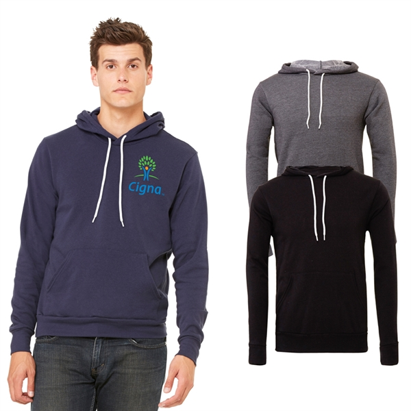 Bella+Canvas® Unisex Pullover Fleece Hoodie