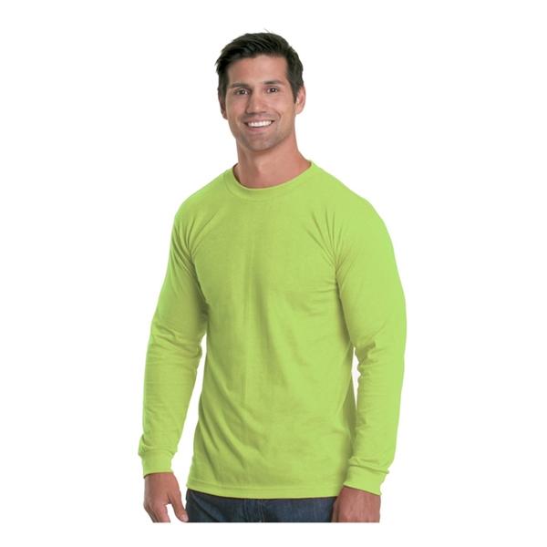 Bayside USA-Made Long Sleeve Performance T-Shirt