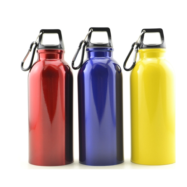 Aluminum Promotional Sports Bottle
