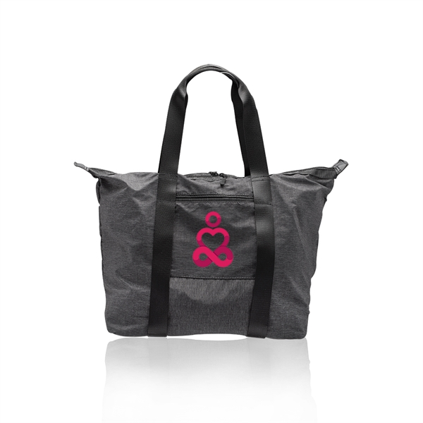 Serenity Tote Bag with Yoga Mat Carrying Handle