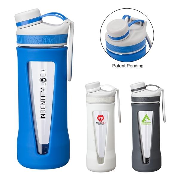 Manna™ 20 oz. Ranger Glass Bottle