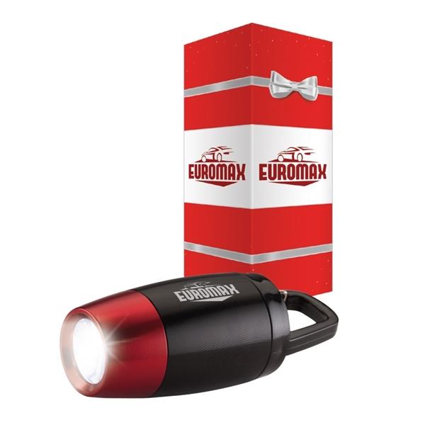 Clara Clip Light / Lantern & Packaging