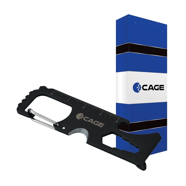 Click 10-in-1 Multi-Function Tool & Packaging