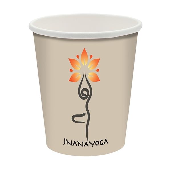 Përka® 8 oz. Single Wall Drinking Paper Cup