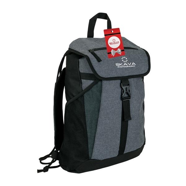 Cypress Drawstring Backpack & Hangtag