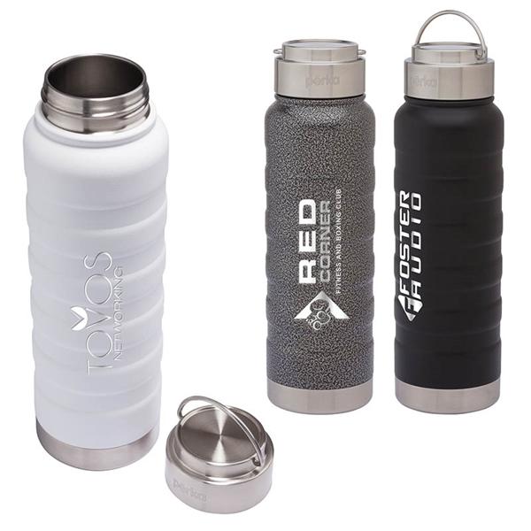 Perka® Roak 24 oz. 304 SS Bottle w/ Copper Lining
