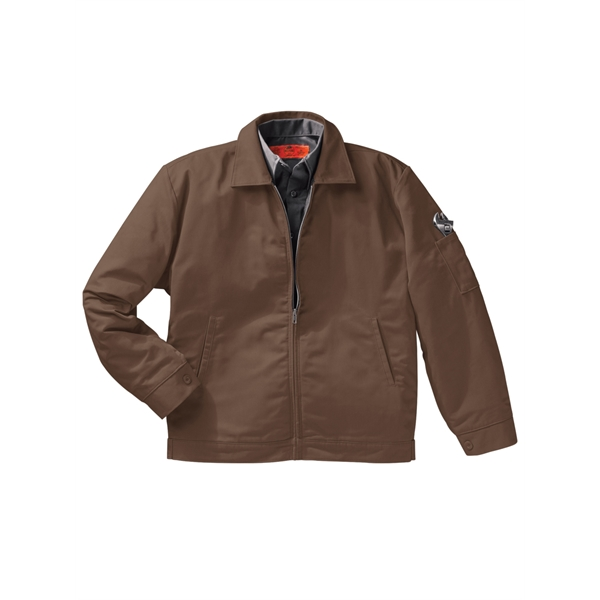 Red Kap Slash Pocket Jacket