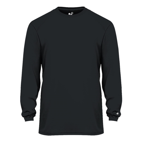 Badger Ultimate SoftLock™ Youth Long Sleeve T-Shirt