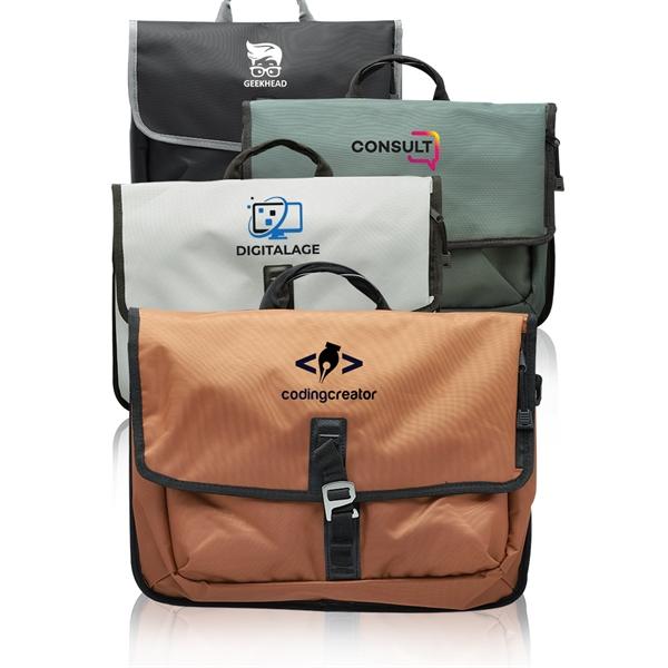 Tours Laptop Messenger Bags