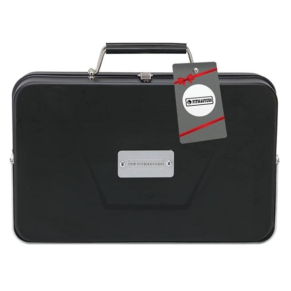 Mesa Portable BBQ Set & Hangtag