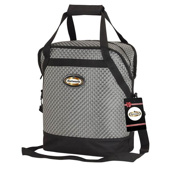 Waterville Oval Cooler Bag & Hangtag